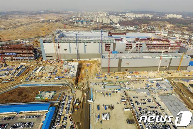 삼성전자 평택사업장/뉴스1 © News1 박세연 기자