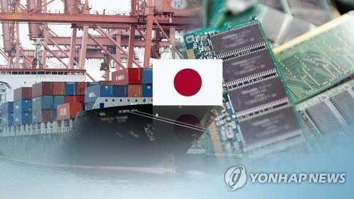 일본, 한국 수출 규제(CG) [연합뉴스TV 제공]