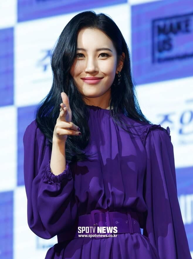 ▲ 8월 말 새 앨범으로 컴백 예정인 가수 선미. ⓒ한희재 기자