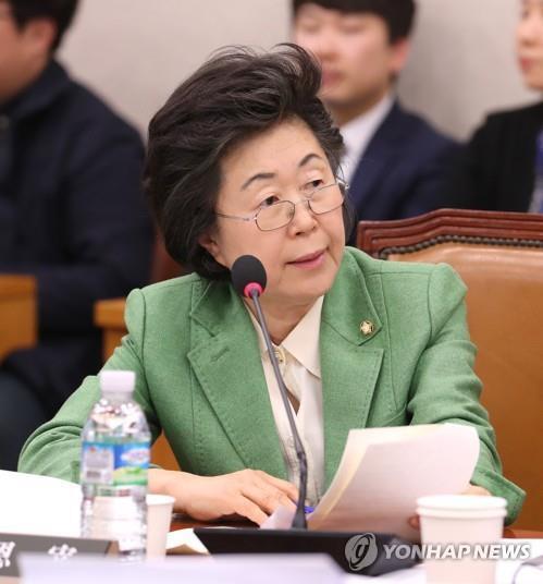 자유한국당 이은재 의원 [연합뉴스 자료사진]