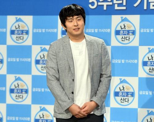 방송인 겸 웹툰작가 기안84. 한윤종 기자