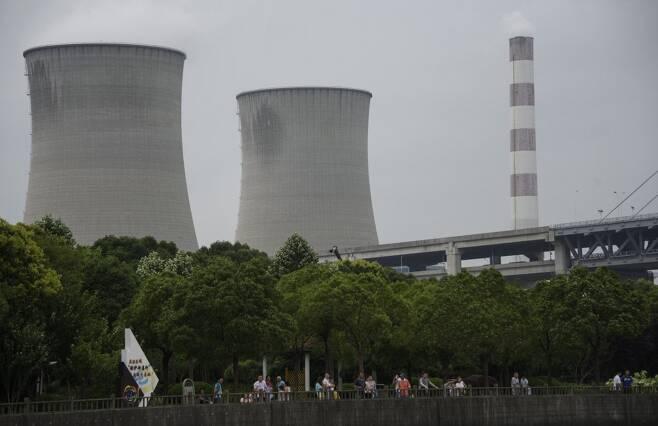 중국 상하이 소재의 원전. /사진=AFP.