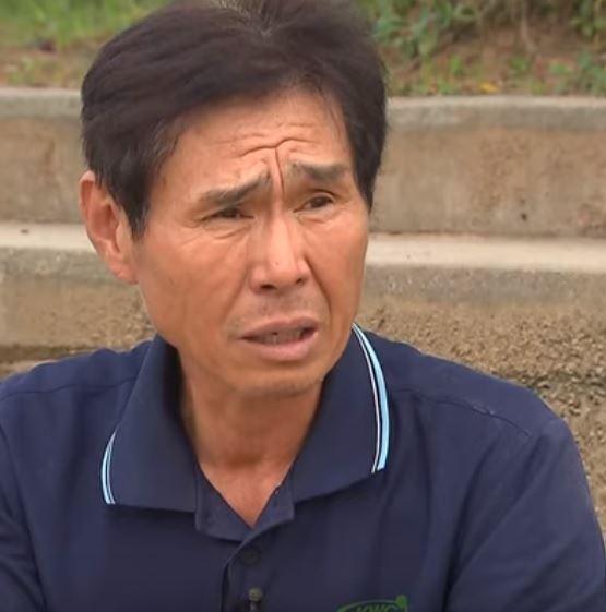 1994년 이춘재를 처제 살해 혐의로 체포한 김시근 당시 청주서부경찰서(지금은 청주흥덕경찰서) 강력5반 형사. KBS 청주 유튜브 캡처