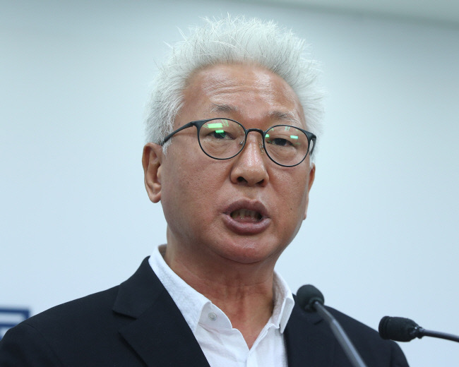 류석춘 연세대 교수. 연합뉴스