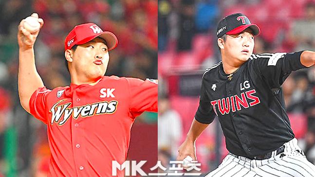 SK 하재훈은 외국인 선수 제외 단일시즌 최다 세이브, LG 고우석 최연소 단일시즌 30세이브를 달성했다. 사진=MK스포츠DB