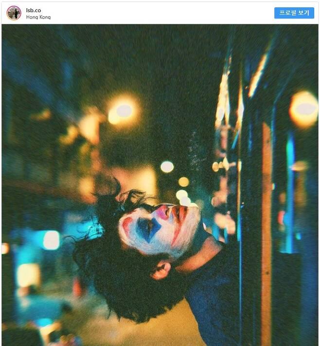 홍콩 사진 작가 디콘 루이 사진<디콘 루이 인스타그램 갈무리>