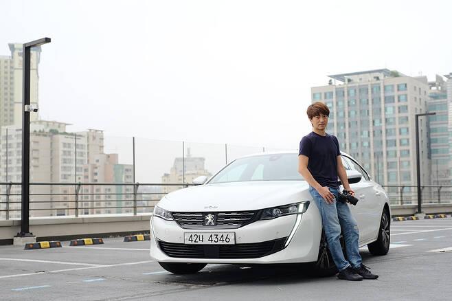 블로거 셔터의달인이 푸조 508의 시승에 나섰다.
