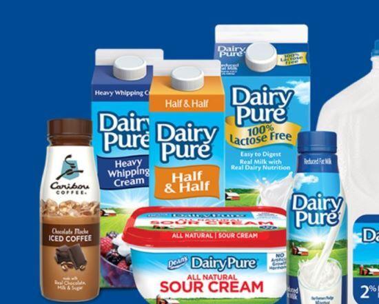 사진=딘 푸즈(Dean Foods) 웹사이트 캡처