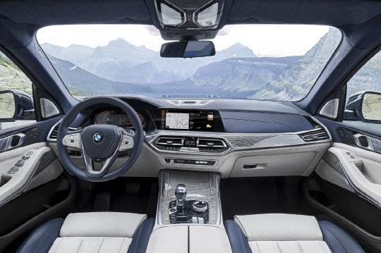 BMW 뉴 X7. <BMW그룹코리아 제공>