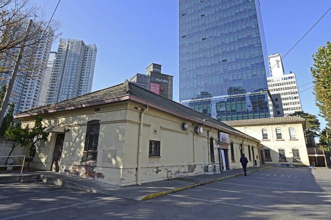 지난해 11월 용산공원갤러리가 개관됐다.
