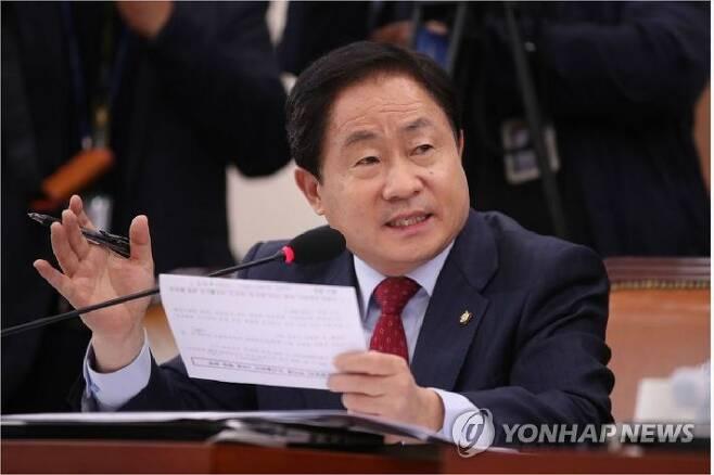 자유한국당 주광덕 의원 (사진=연합뉴스)