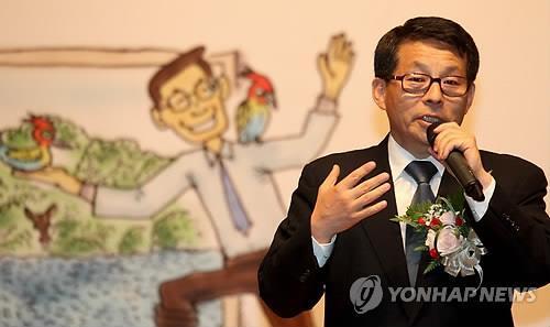 자유한국당 차명진 전 의원 [연합뉴스 자료사진]