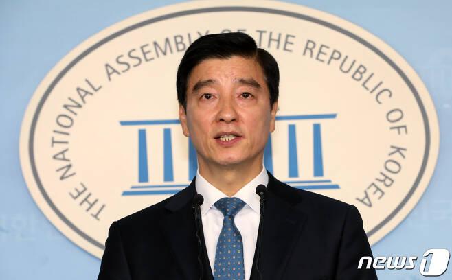이해식 더불어민주당 대변인. © News1 이종덕 기자