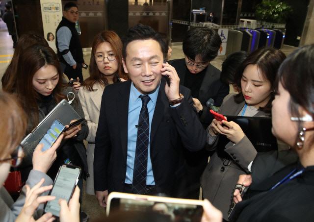 정봉주 전 더불어민주당 의원/연합뉴스