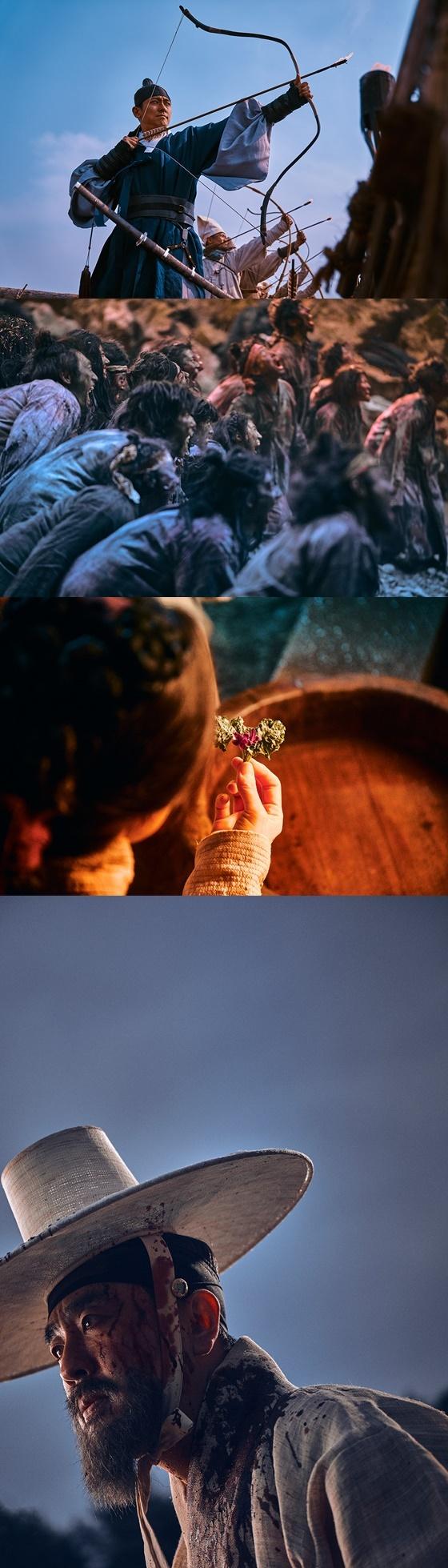 /사진=넷플릭스 오리지널 시리즈 '킹덤' 시즌 2 보도스틸