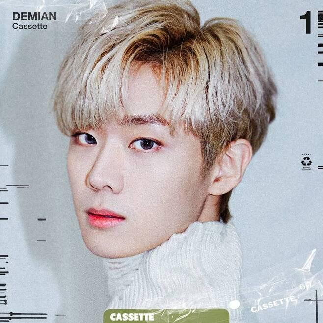 11일(수), 데미안 싱글 앨범 1집 '카세트' 발매 | 인스티즈
