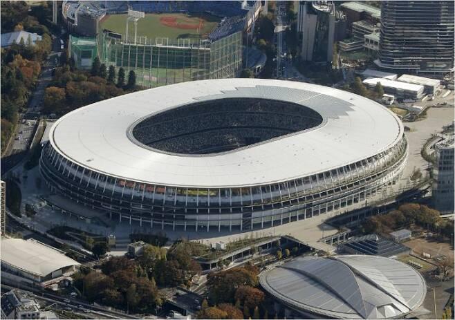 도쿄올림픽 주경기장 (사진=연합뉴스)