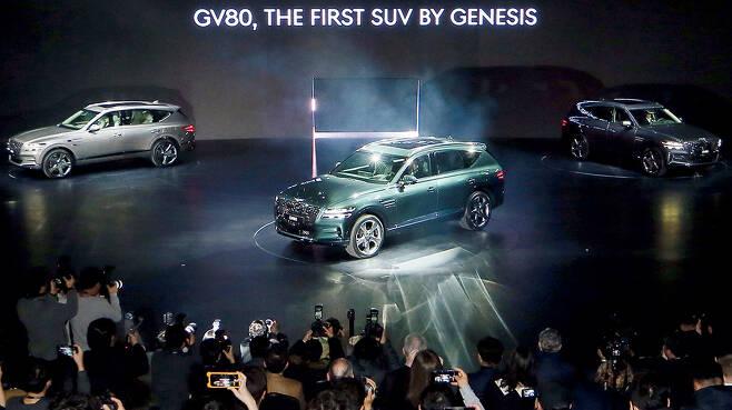 GV80./사진=현대자동차그룹