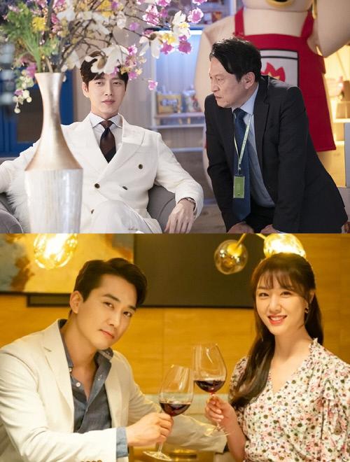MBC 새 드라마 '꼰대인턴'(위), '저녁 같이 드실래요?'. 사진   마운틴무브먼트, 빅토리콘텐츠 제공
