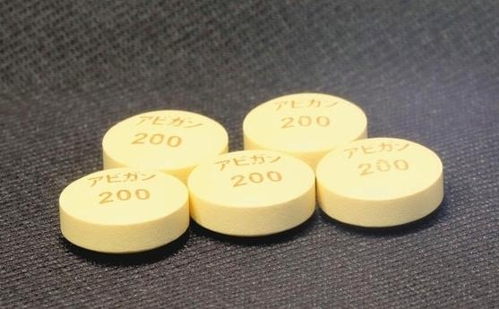 일본 신형 인플루엔자 치료제 아비간