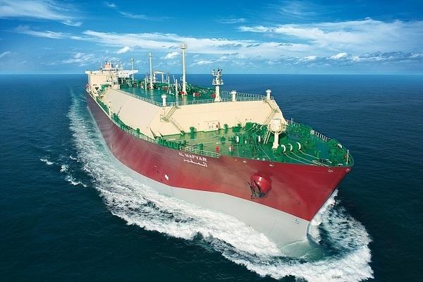삼성중공업 LNG운반선.(삼성중공업 제공)© 뉴스1