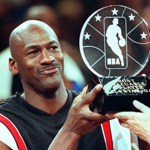미국 NBA의 살아있는 전설 마이클 조던. 출처 조던SNS