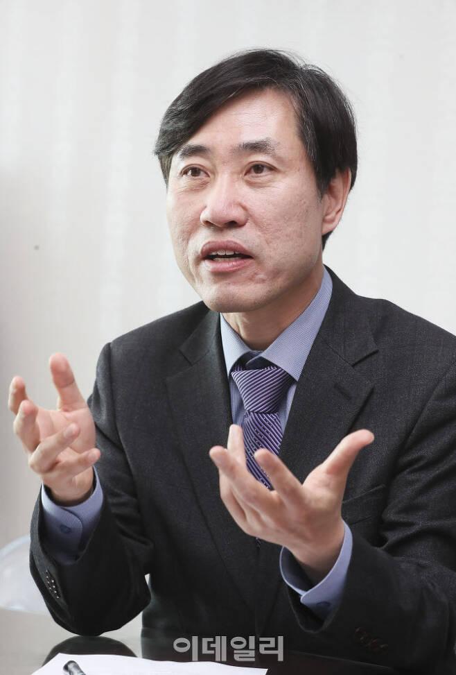 하태경 미래통합당 의원. (사진=이영훈 기자)