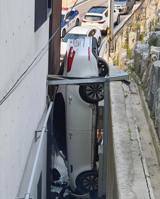 사고차량 [독자제공.재판매 및 DB 금지]