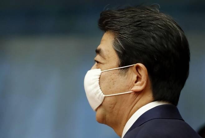 아베 신조 일본 총리. /AFPBBNews=뉴스1
