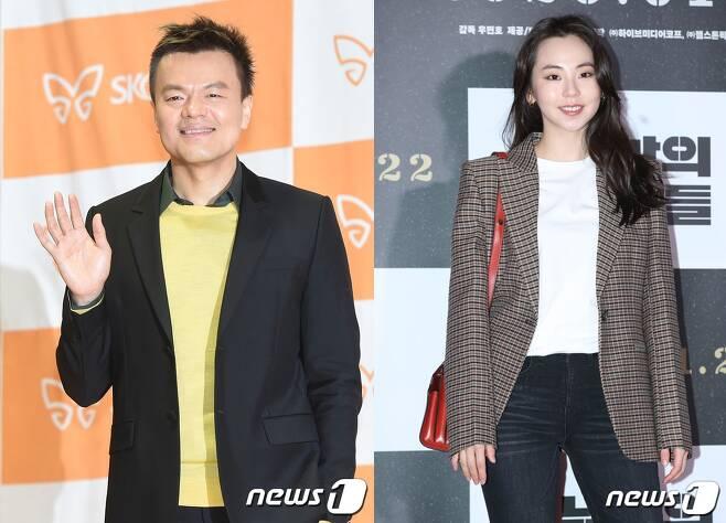 JYP엔터테인먼트 대표 프로듀서 박진영이 원더걸스 출신 소희의 남자친구에 대해 걱정했다. /사진=뉴스1