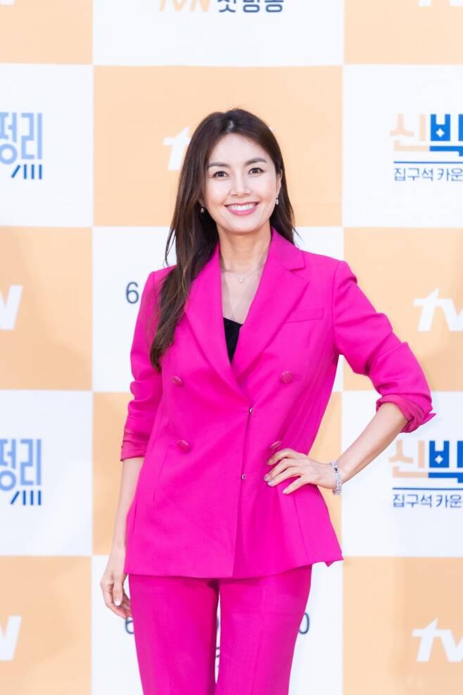 ▲ tvN '신박한 정리' 신애라. 제공|tvN