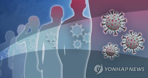 코로나19 바이러스(PG) [권도윤 제작] 일러스트
