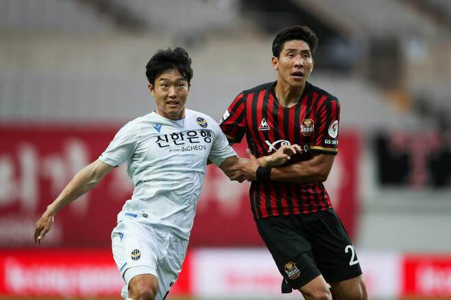 ◇서울 윤영선. 사진=한국프로축구연맹