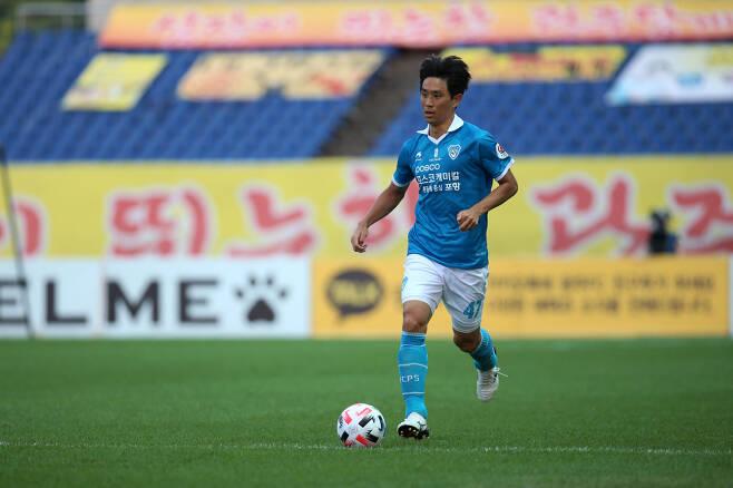 ◇포항 오범석. 사진=한국프로축구연맹