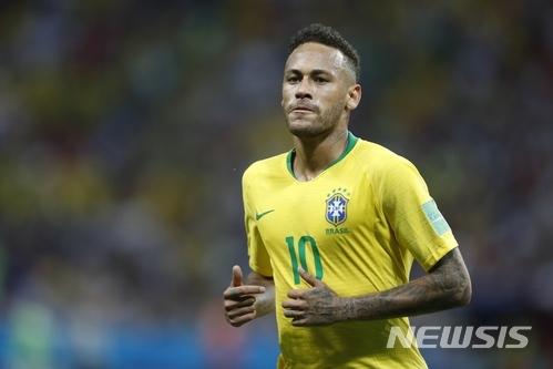 세계 최고 이적료의 주인공인 브라질 '축구스타' 네이마르