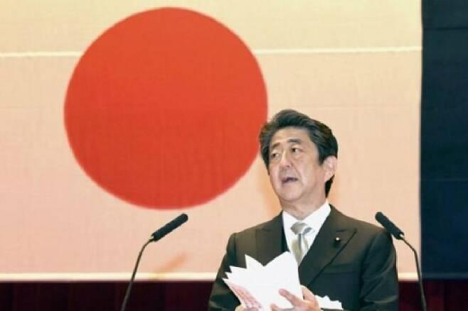 아베 신조 일본 총리. (사진=연합뉴스/자료사진)