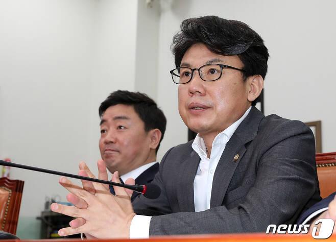 진성준 더불어민주당 의원.  © News1 박세연 기자