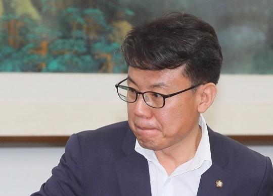 더불어민주당 진성준 전략기획위원장. 연합뉴스