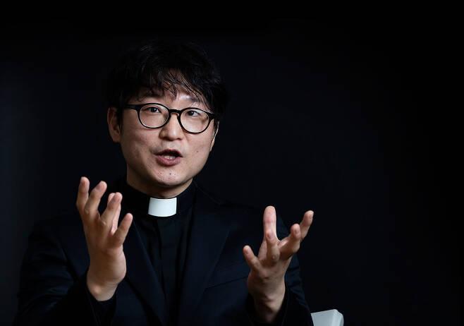 ⓒ시사IN 조남진이동환 목사