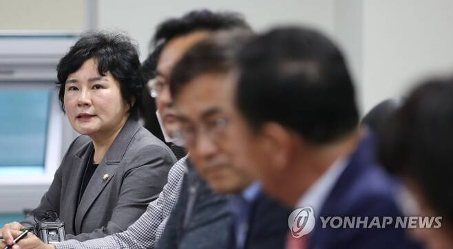 미래통합당 조수진 의원 [연합뉴스 자료사진]