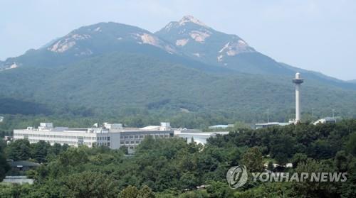 태릉골프장 옆 육군사관학교 부지 [연합뉴스 자료사진]