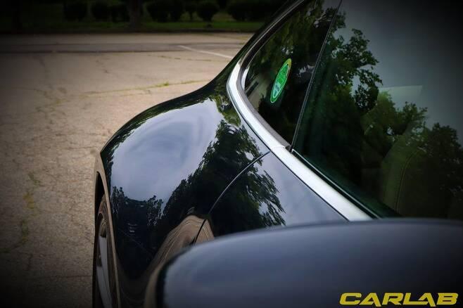 911 카레라 S의 최애 포인트는 역시 엉덩이!