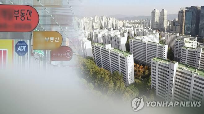 주택시장(CG) [연합뉴스TV 제공]
