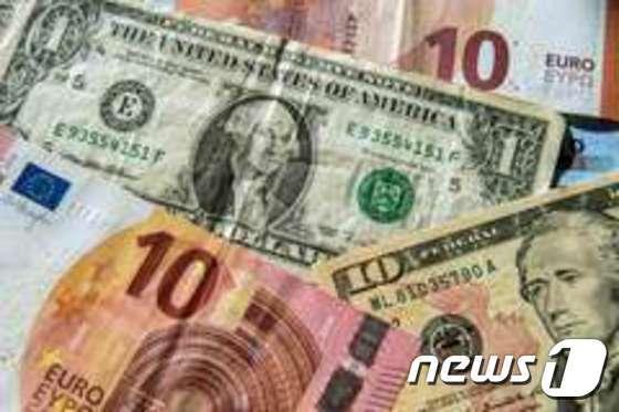 미국 달러화 © AFP=뉴스1