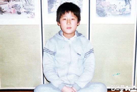 전기영 교수의 어린 시절(사진=전기영 교수 제공)