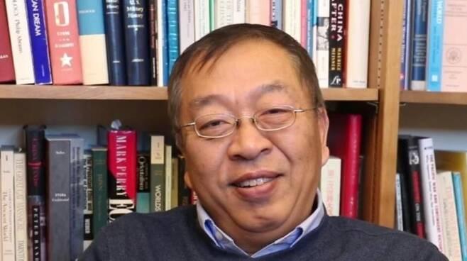 위마오춘 미국 마이크 폼페이오 국무장관 고문 SCMP 캡처