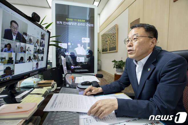 김우호 인사혁신처 차장. (인사혁신처 제공) 2020.6.15/뉴스1