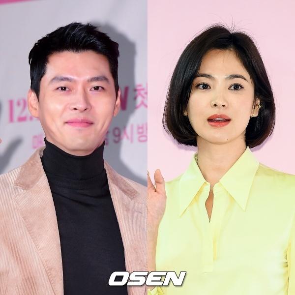 [사진=OSEN DB] 배우 현빈과 송혜교가 중국 SNS와 매체들로부터 다시 사귄다는 루머에 휩싸이자 소속사를 통해 즉각 '사실무근'이라고 부인했다.