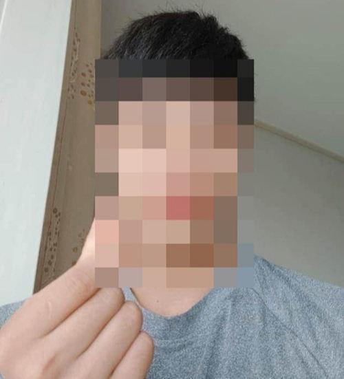 월북한 탈북민 김모씨. 페이스북 캡처