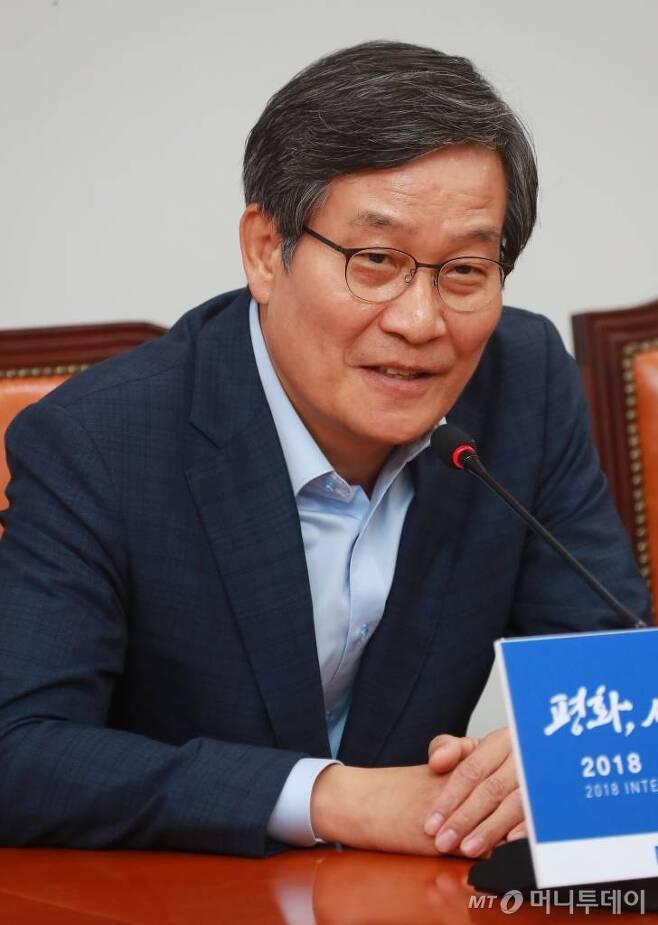 신동근 더불어민주당 의원./사진=이동훈 기자